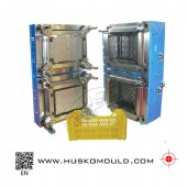 Crate Mould ( 2 cavity)